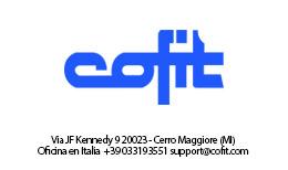 COFIT logo con direccion